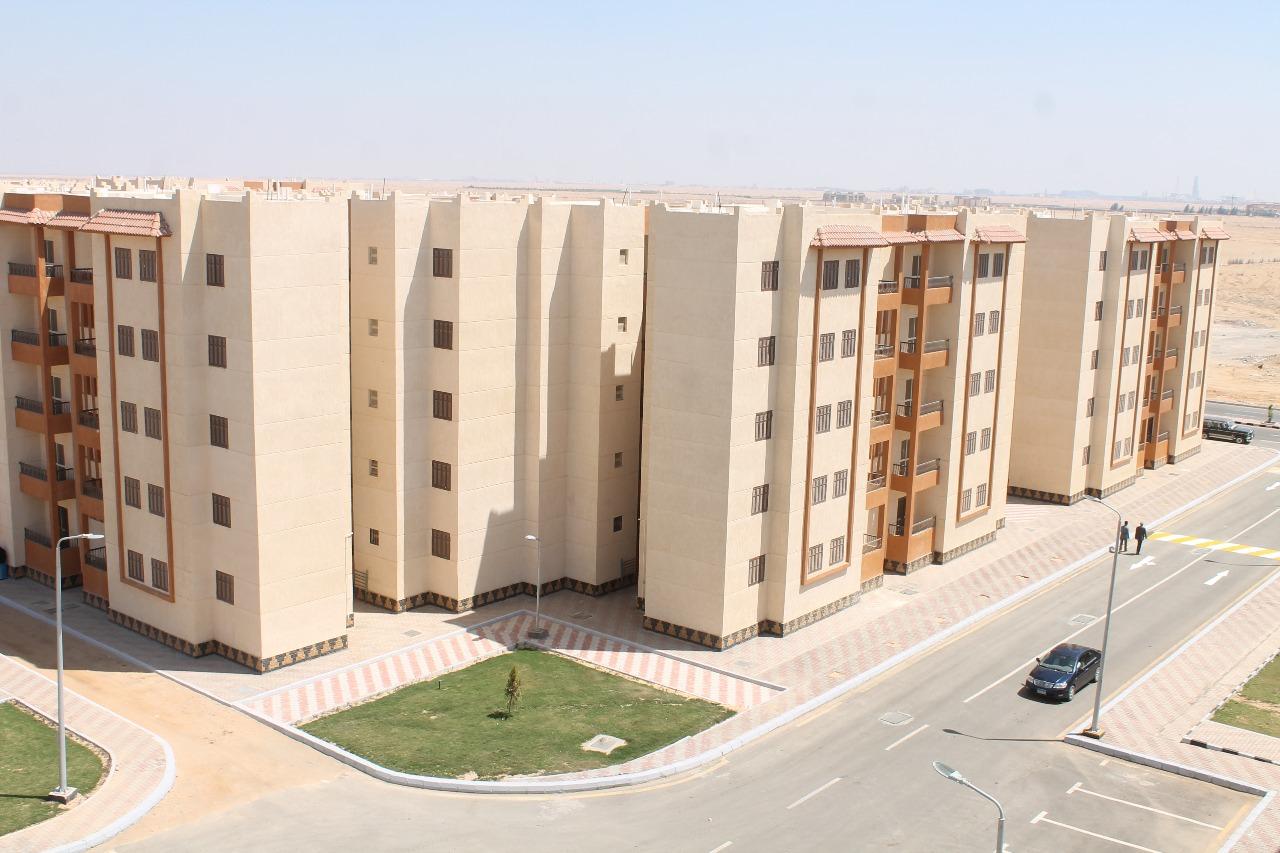الوحدات السكنية بمدينة السادات (11)