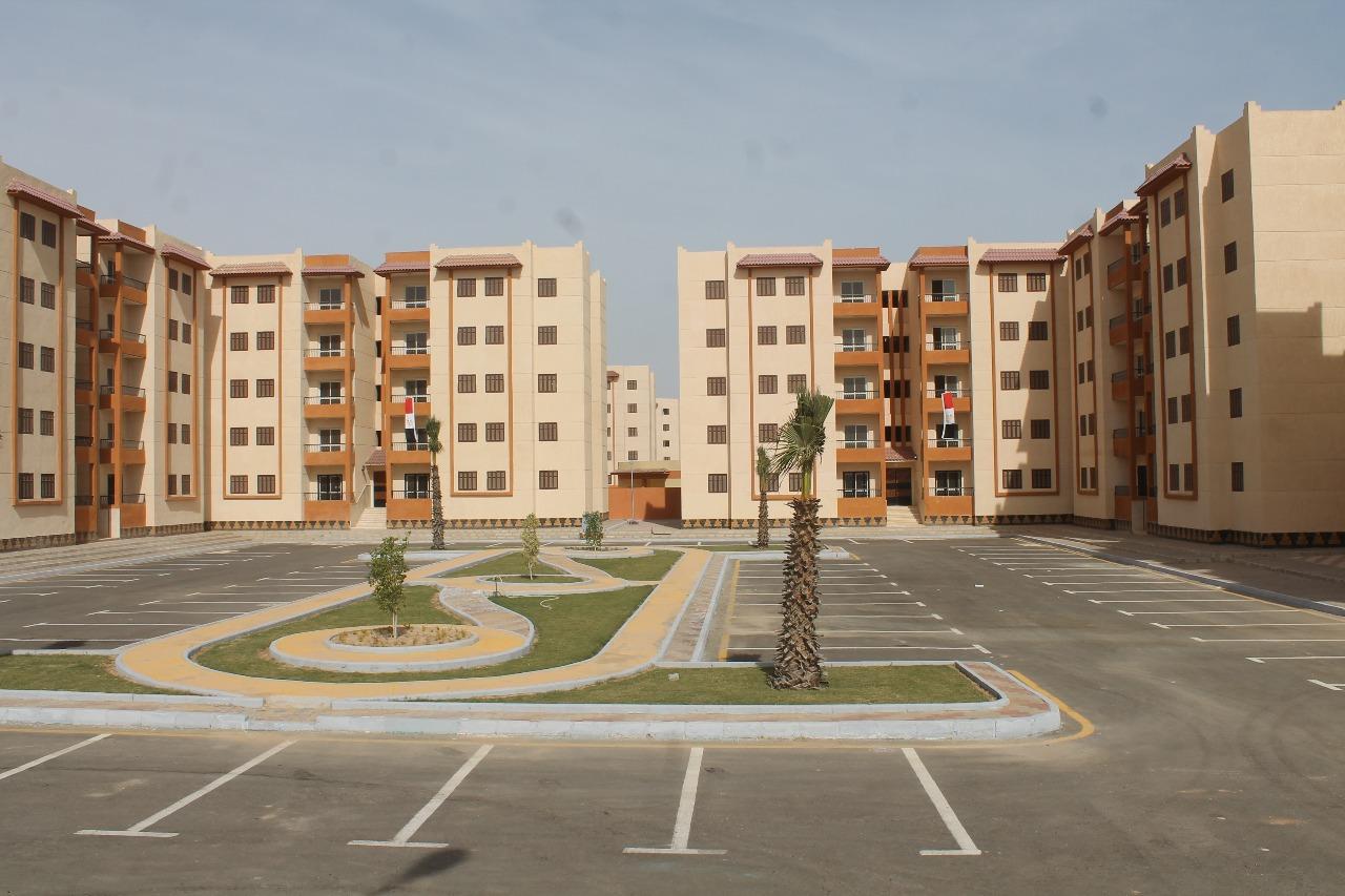 الوحدات السكنية بمدينة السادات (9)