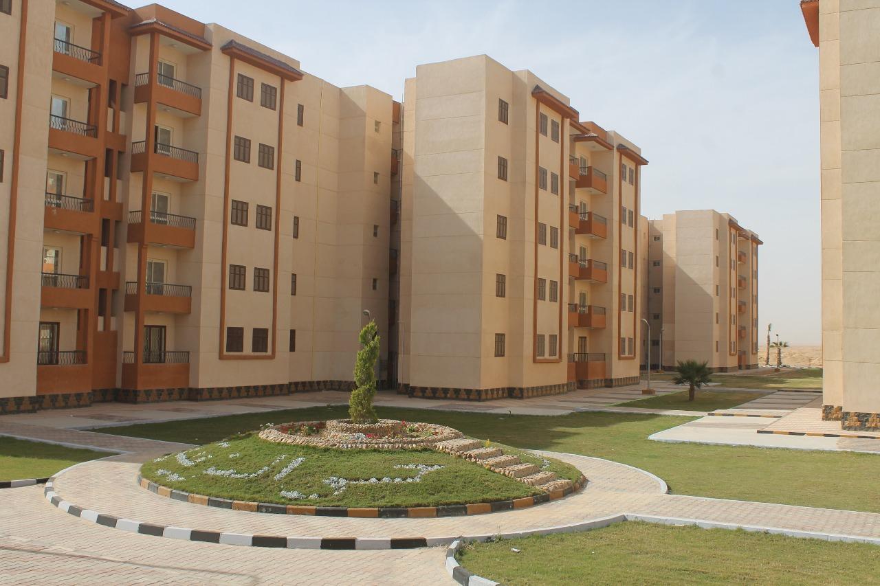 الوحدات السكنية بمدينة السادات (6)