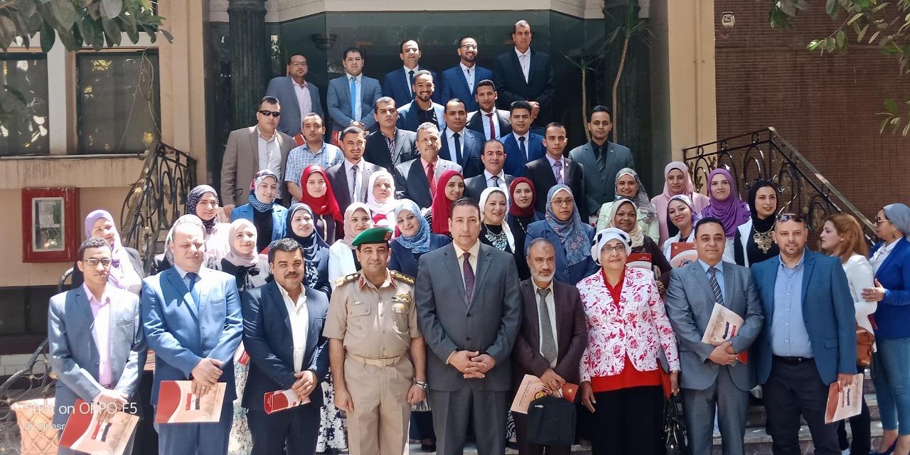تسليم 70 صيدلياً شهادات دورة استراتيجيات الأمن القومي (1)