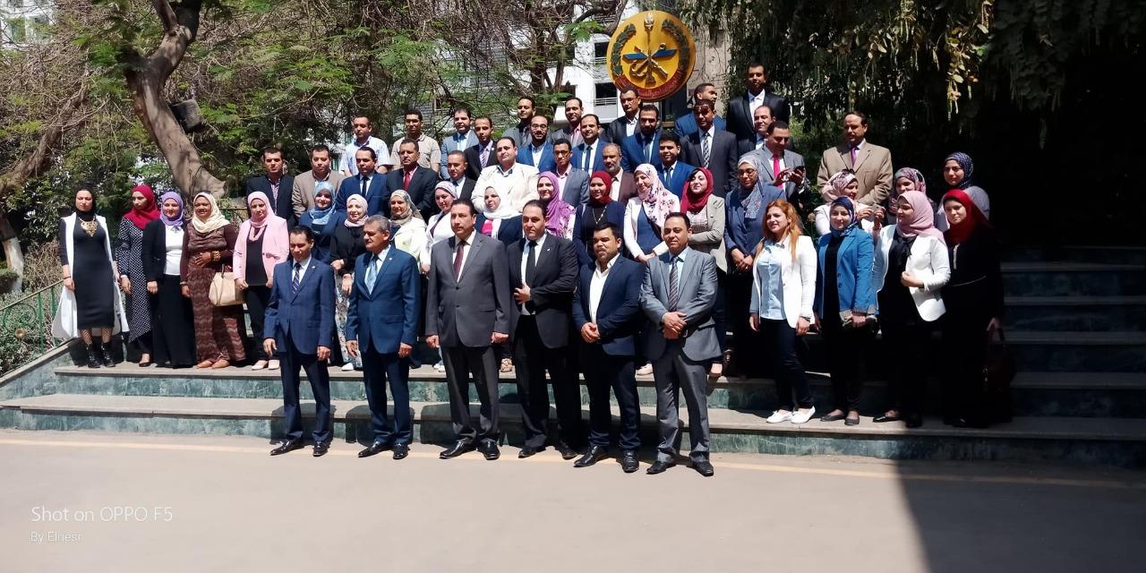 تسليم 70 صيدلياً شهادات دورة استراتيجيات الأمن القومي (5)