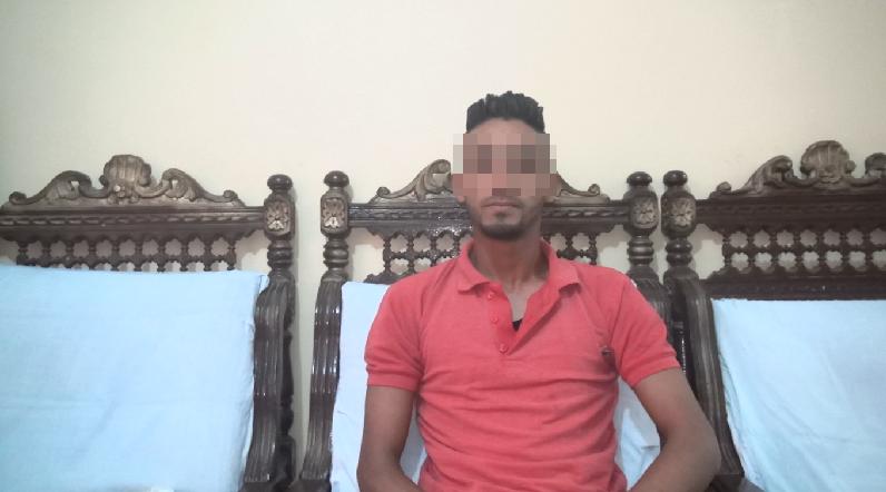 2- محمد ضحيه الحوت الازرق