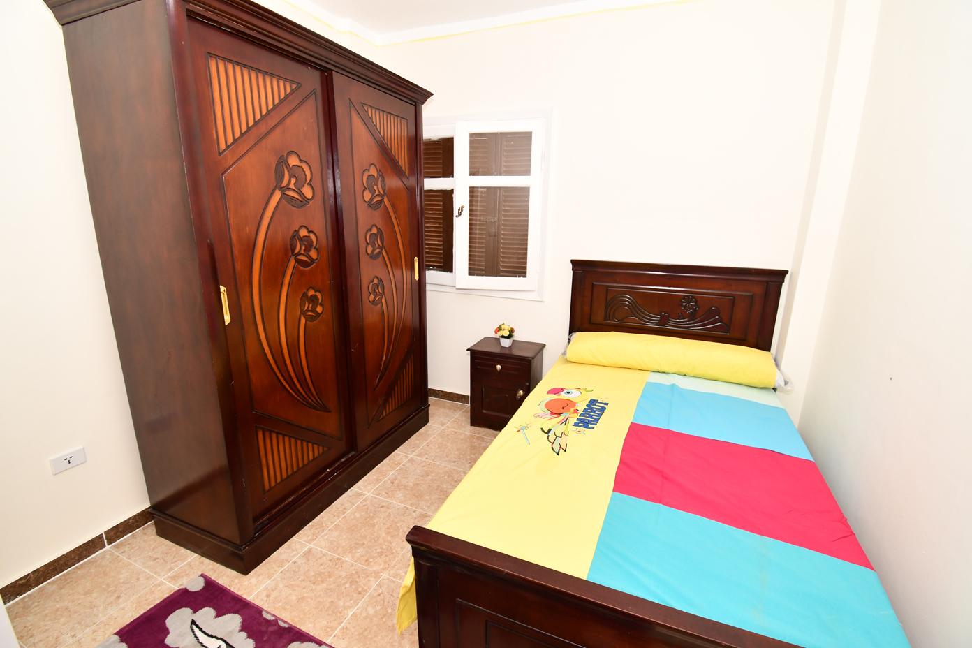 الوحدات السكنية بمدينة السادات (5)