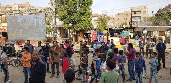 صور.. احتفالات بالمحافظات بعد إعلان فوز السيسى بالانتخابات 62955-29955779_2105928959653581_557943811_o