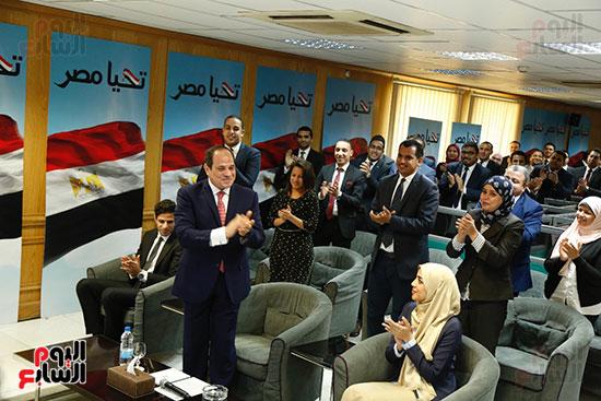الرئيس عبد الفتاح السيسي (3)