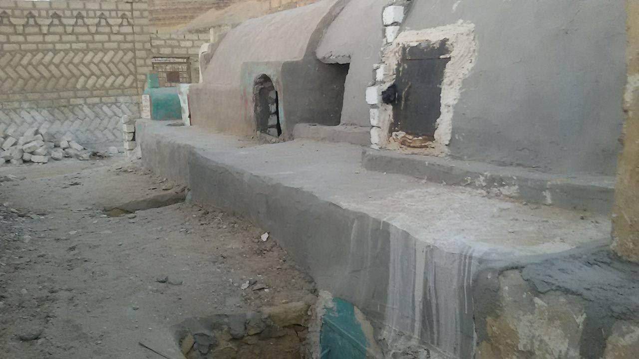 ارتفاع اسعار المقابر فى بنى سويف (5)