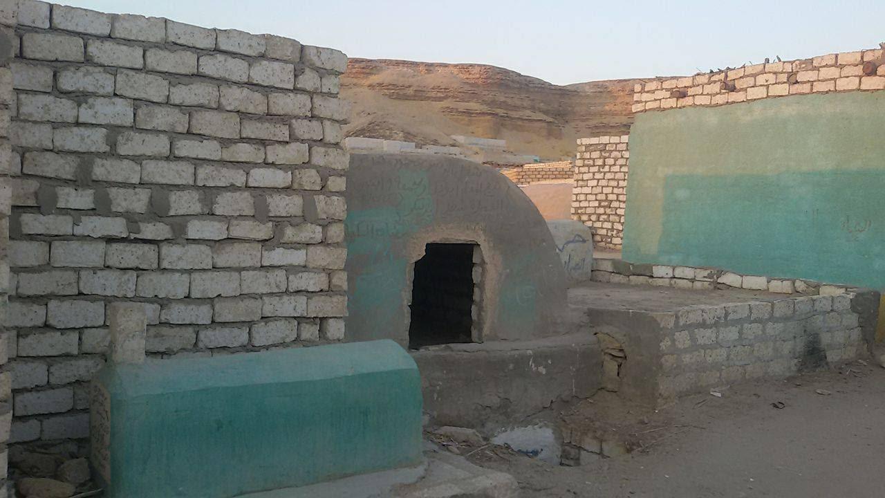 ارتفاع اسعار المقابر فى بنى سويف (4)