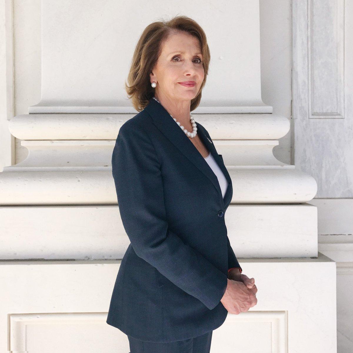 نانسى بيلوسى