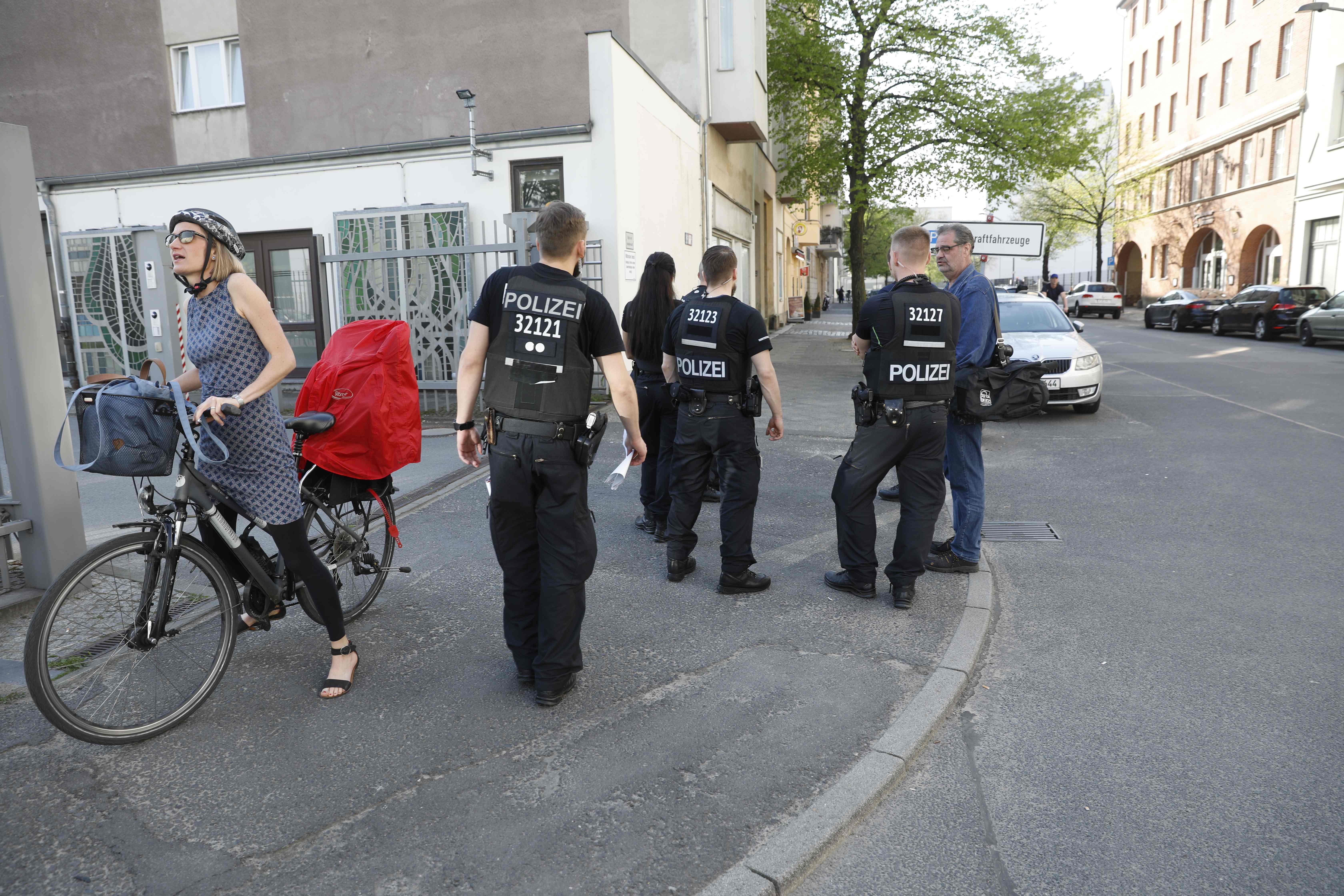 الشرطة الألمانية (2)