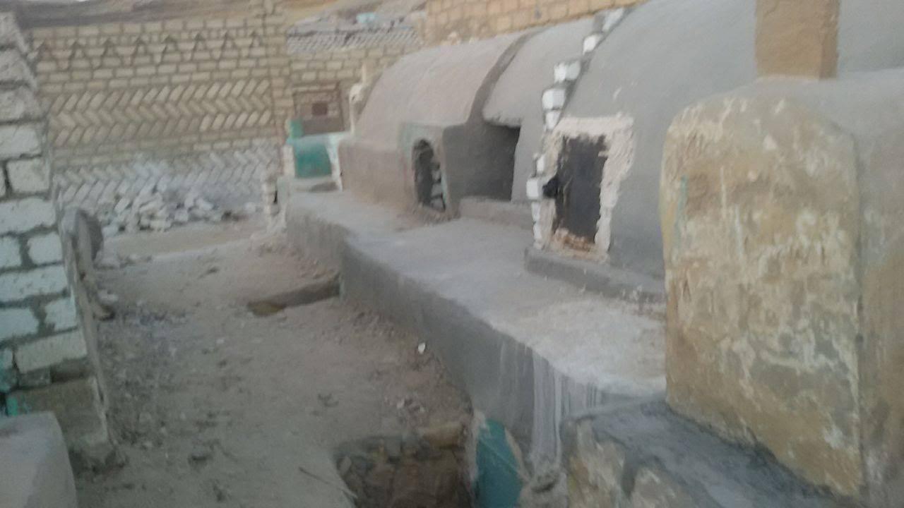 ارتفاع اسعار المقابر فى بنى سويف (3)
