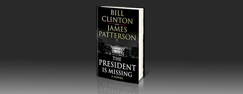 رواية الرئيس المفقود لـ بيل كلينتون