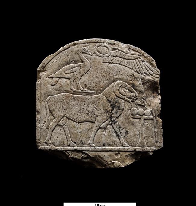 لمقصورة المعبود أوزير بتاح نب عنخ (2)