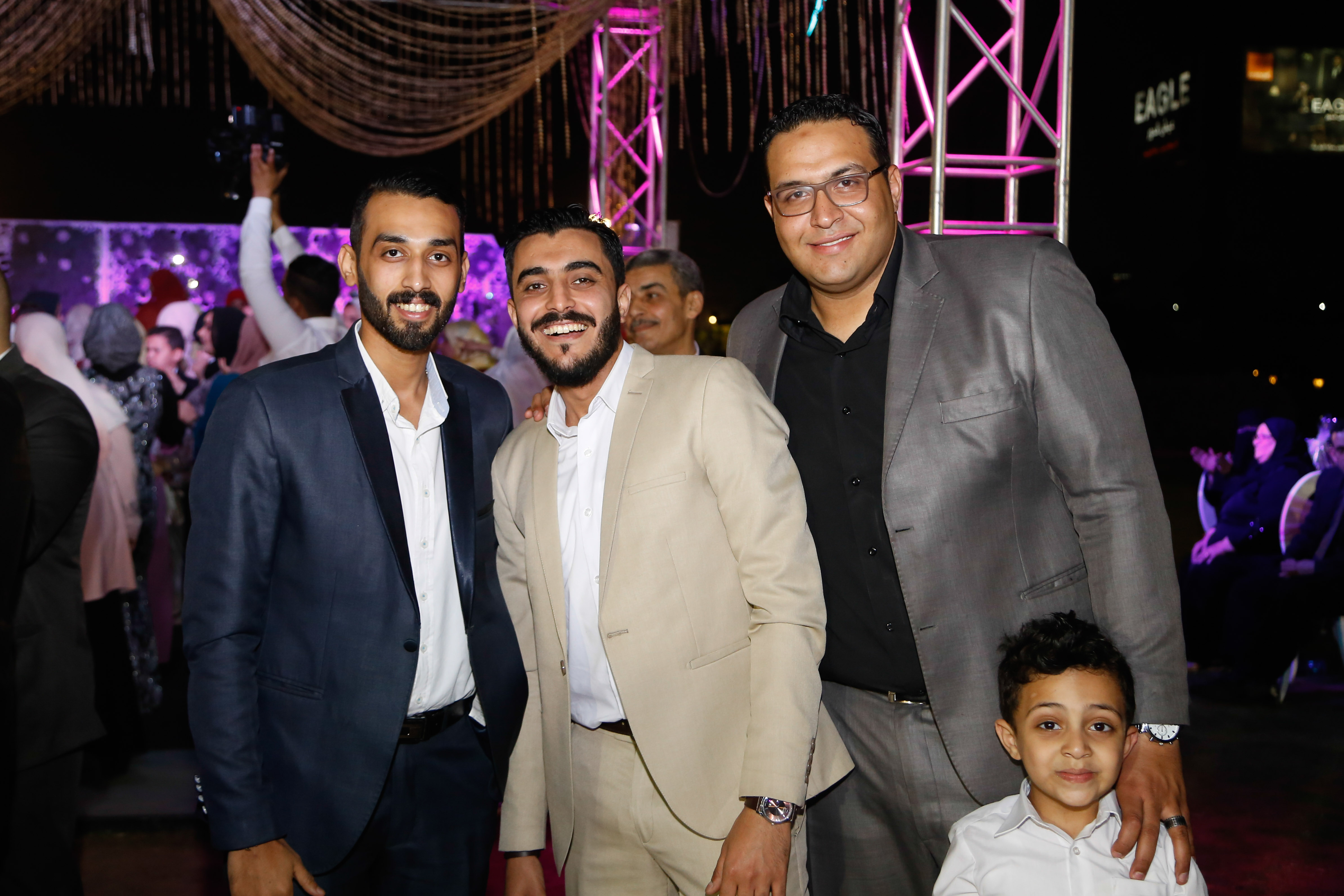 خطوبة الزميل أحمد طارق (50)