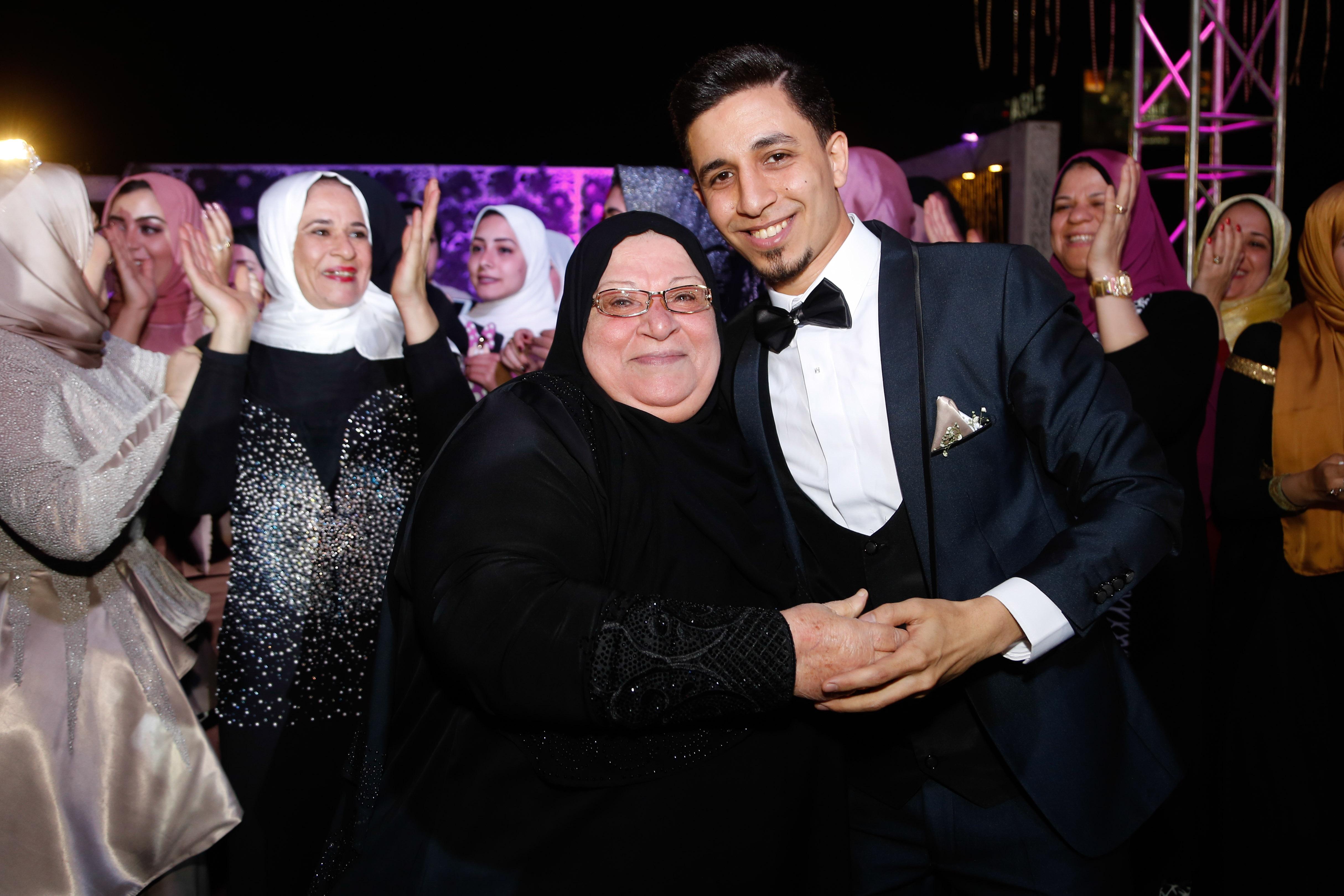 خطوبة الزميل أحمد طارق (36)