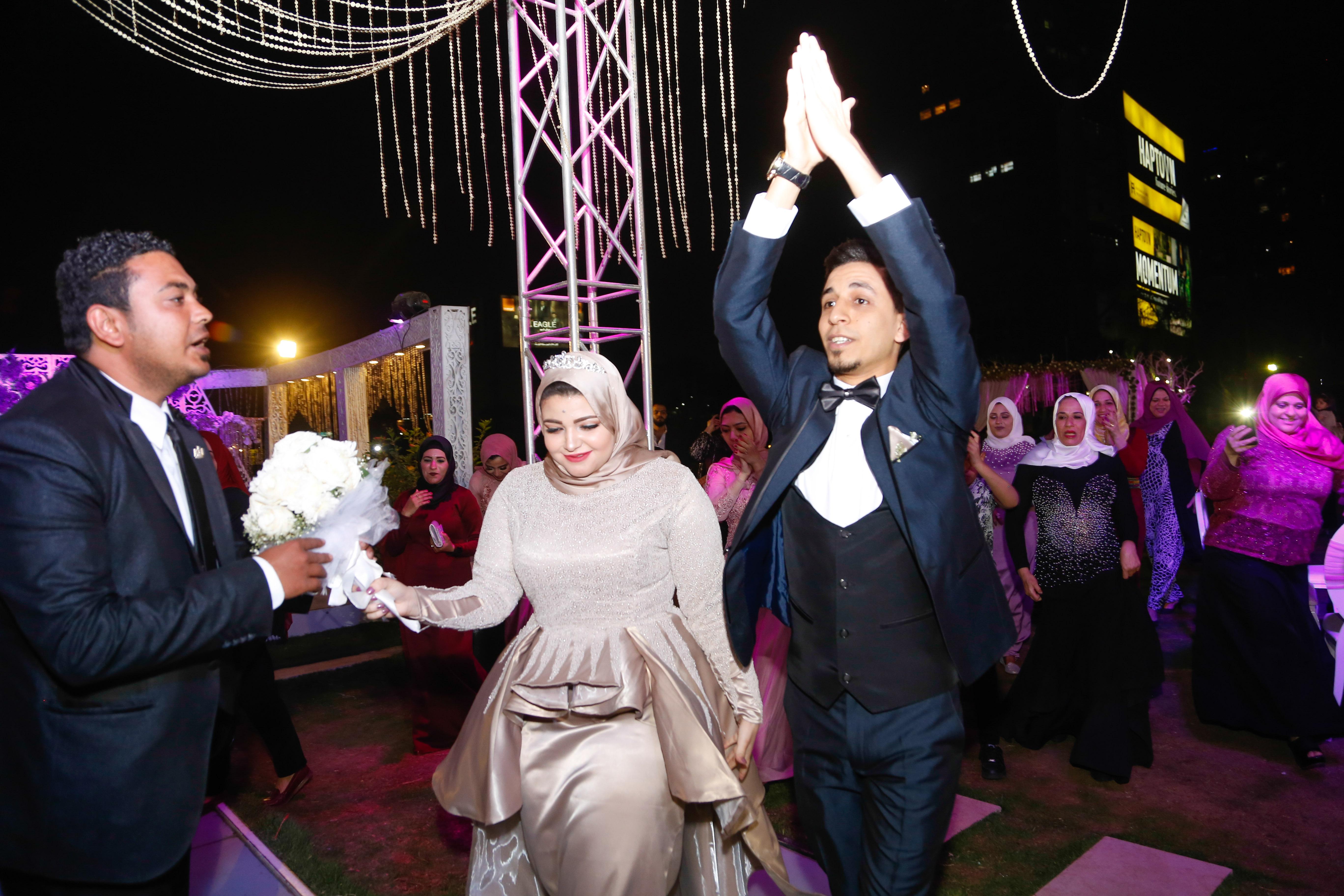 خطوبة الزميل أحمد طارق (35)