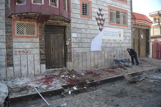 تفجير هائل فى العاصمة الأفغانية كابول