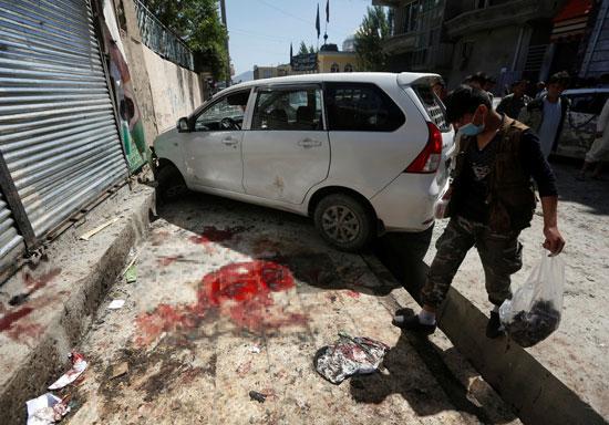 تفجير فى العاصمة الأفغانية كابول