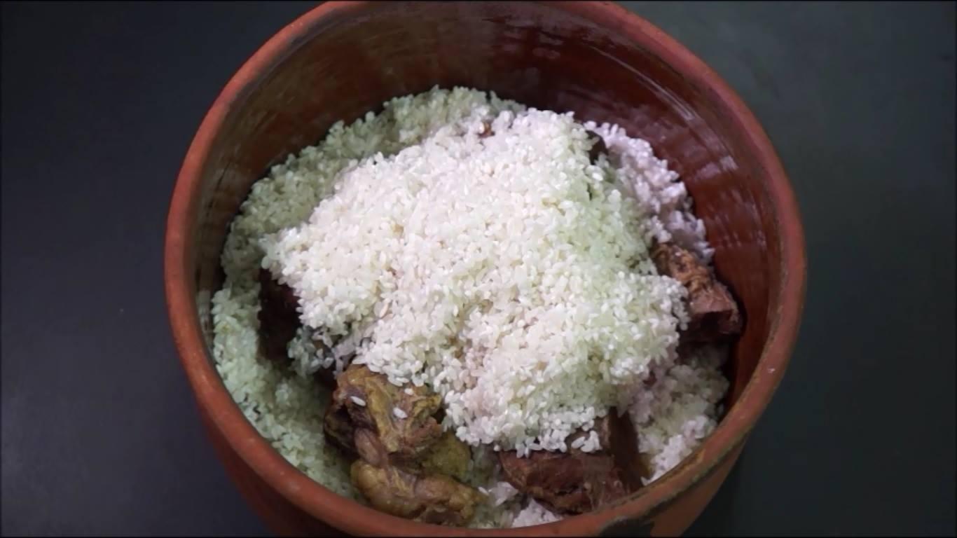 طريقة عمل الأرز المعمر  (3)