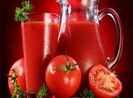 عصير الطماطم1