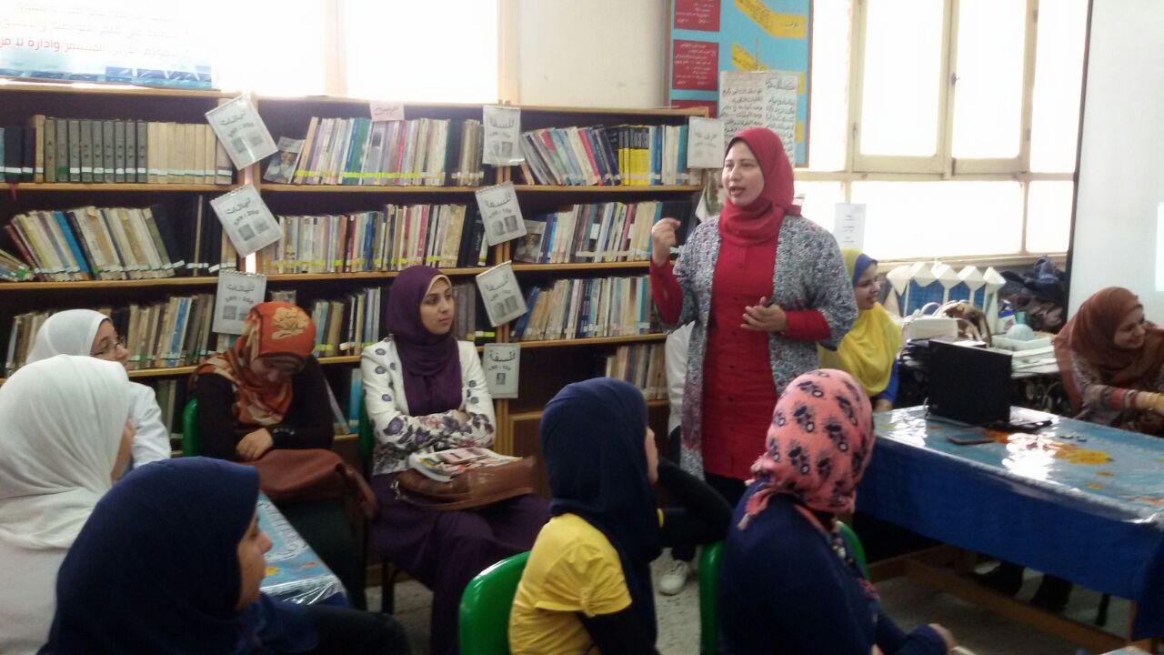 ندوات لـوحدة مناهضة العنف ضد المرأة (2)