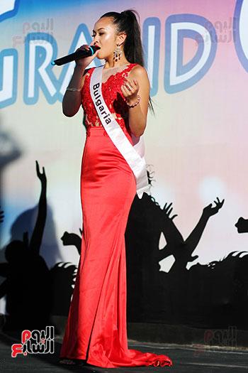 حفل مواهب ملكات جمال العالم بالعين السخنة (4)