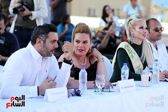 حفل مواهب ملكات جمال العالم بالعين السخنة (3)