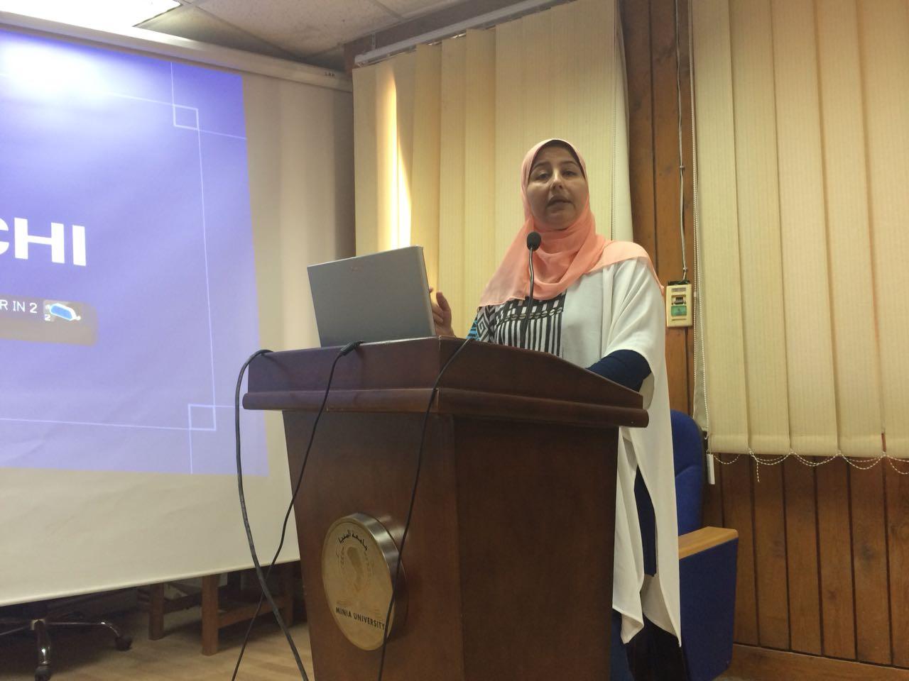 ندوات لـوحدة مناهضة العنف ضد المرأة (3)