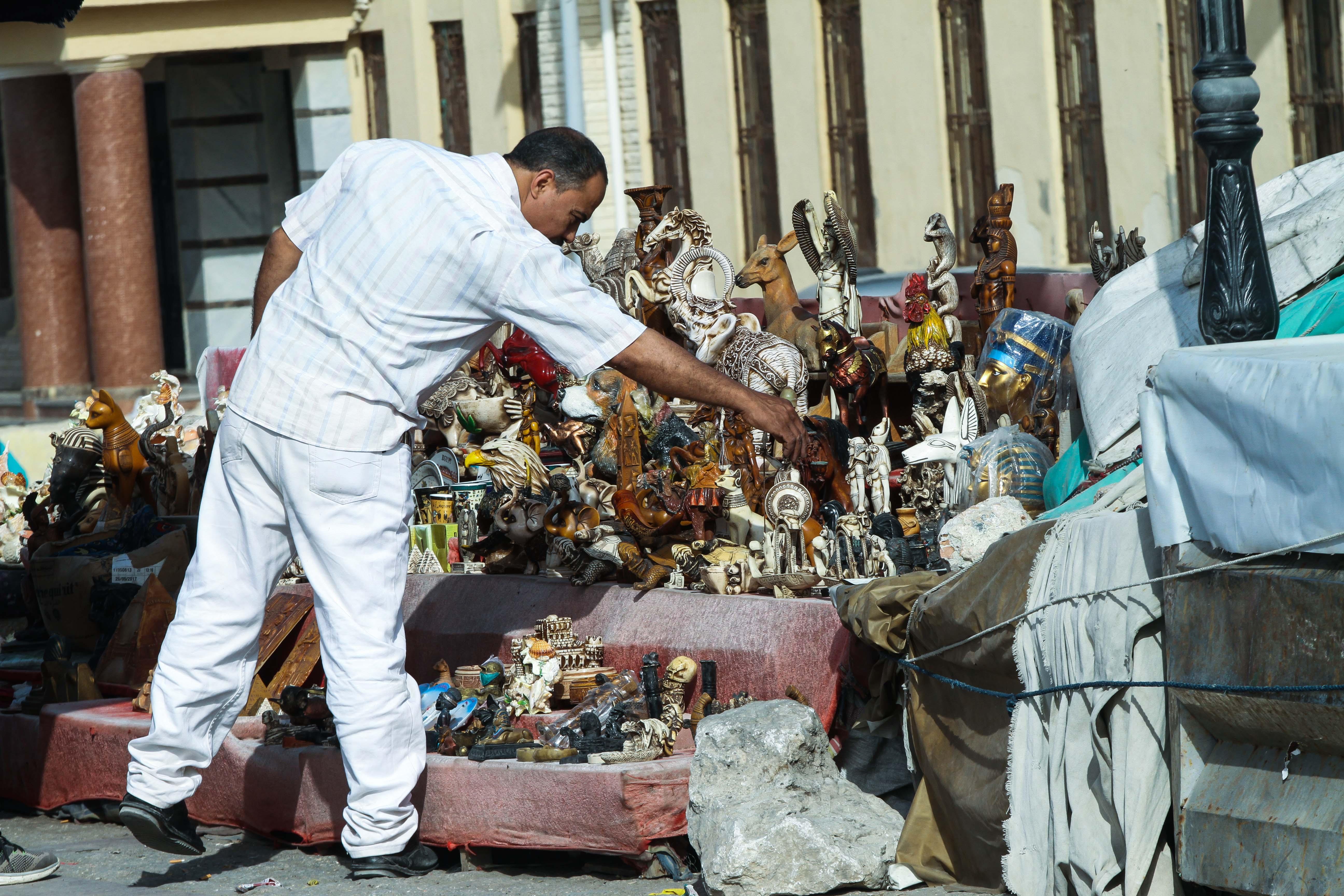 السوق السياحى فى أسكندرية (1)