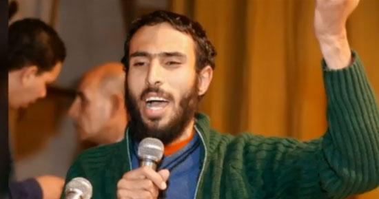 الشاعر أحمد مكاوى