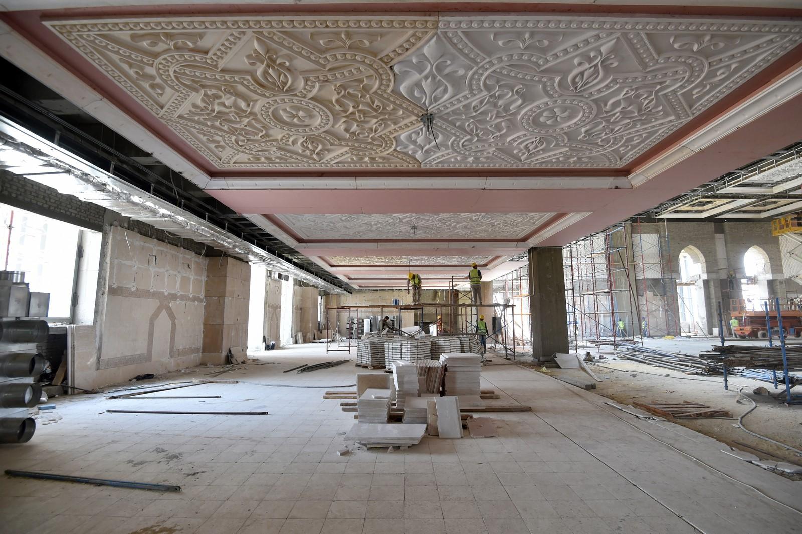 مسجد العاصمة الإدارية  (7)