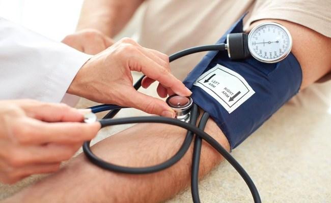 قياس انخفاض ضغط الدم