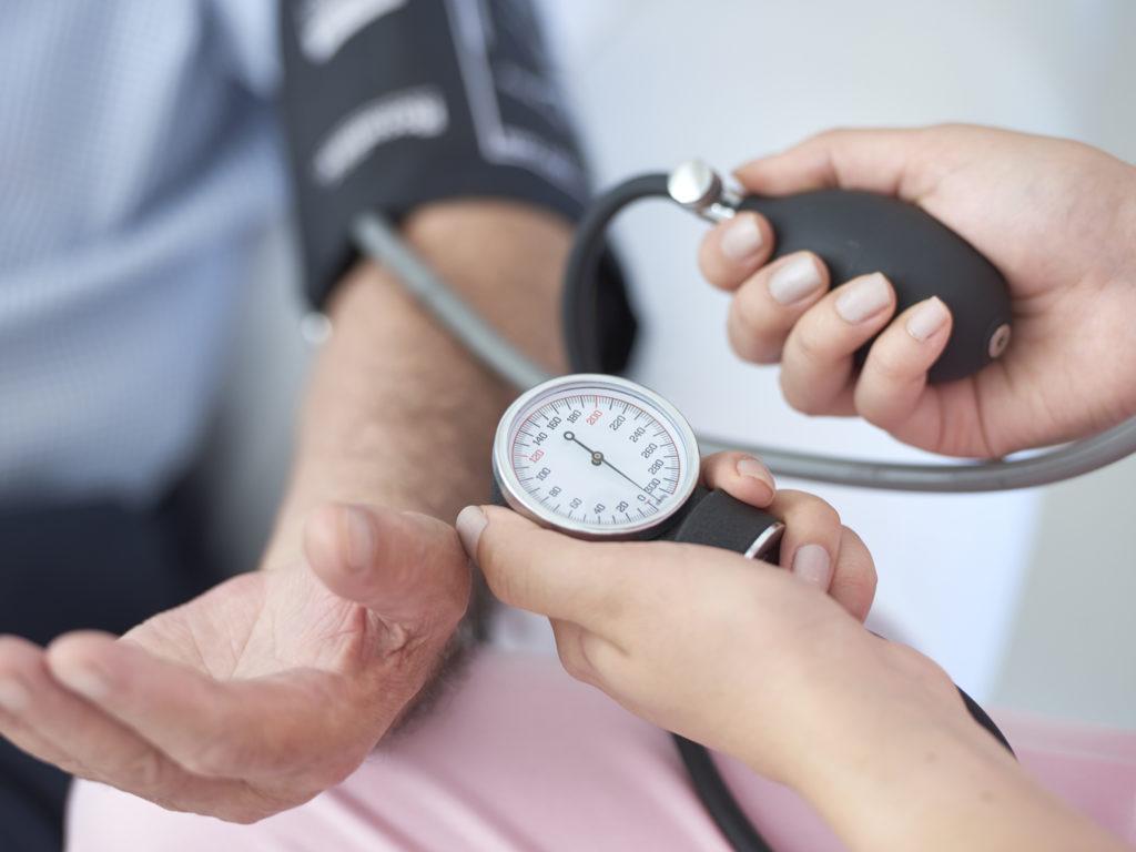 انخفاض ضغط الدم ما