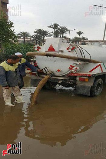 آثار مياه الأمطار (5)