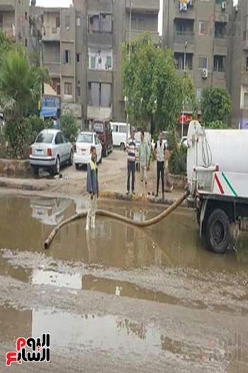 آثار مياه الأمطار (4)