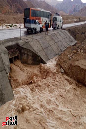 آثار مياه الأمطار (3)