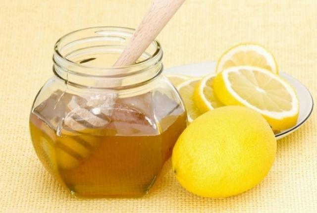 العسل والليمون لعلاج التهابات الشعب الهوائية