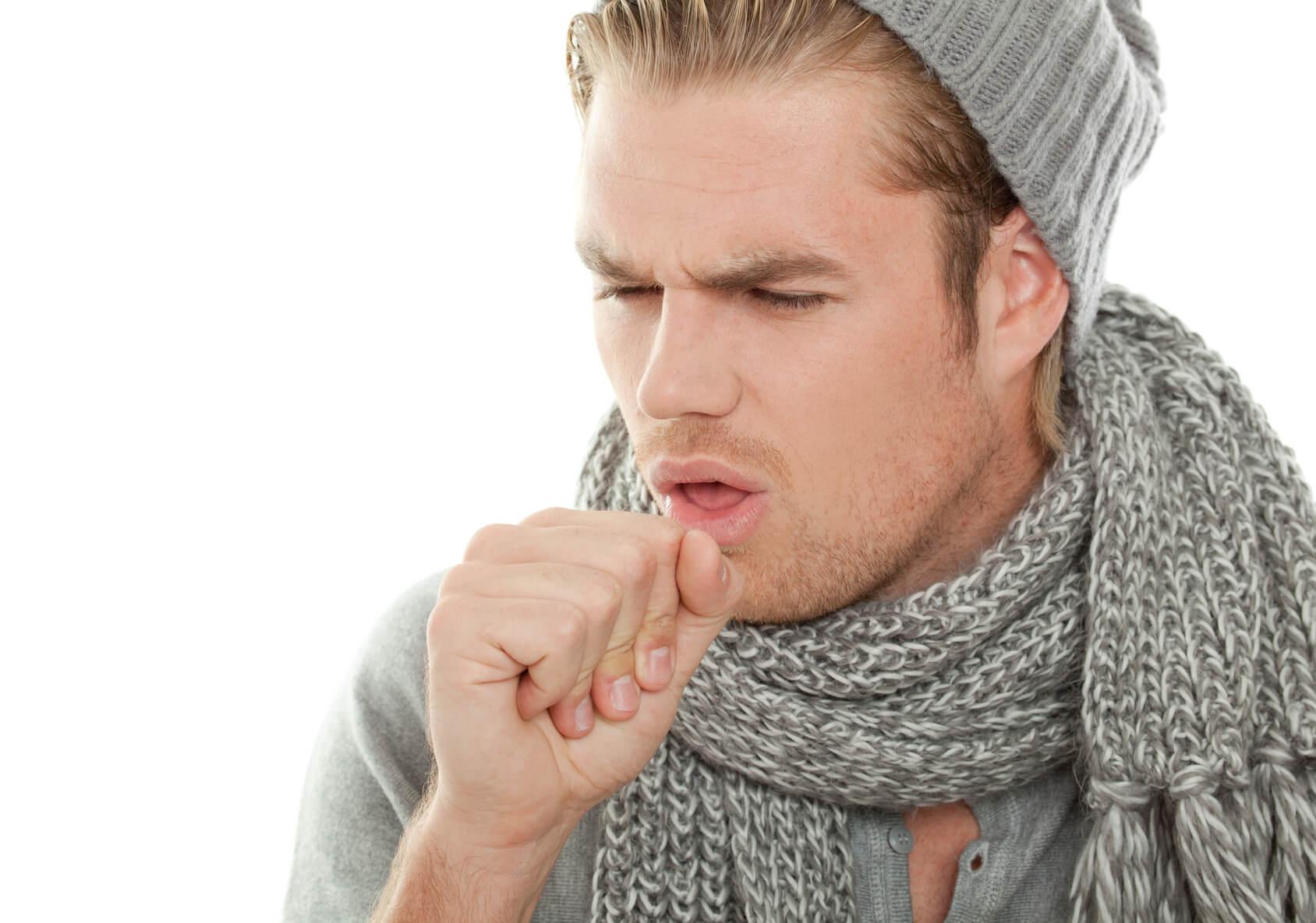 الكحة لعلاج التهابات الشعب الهوائية