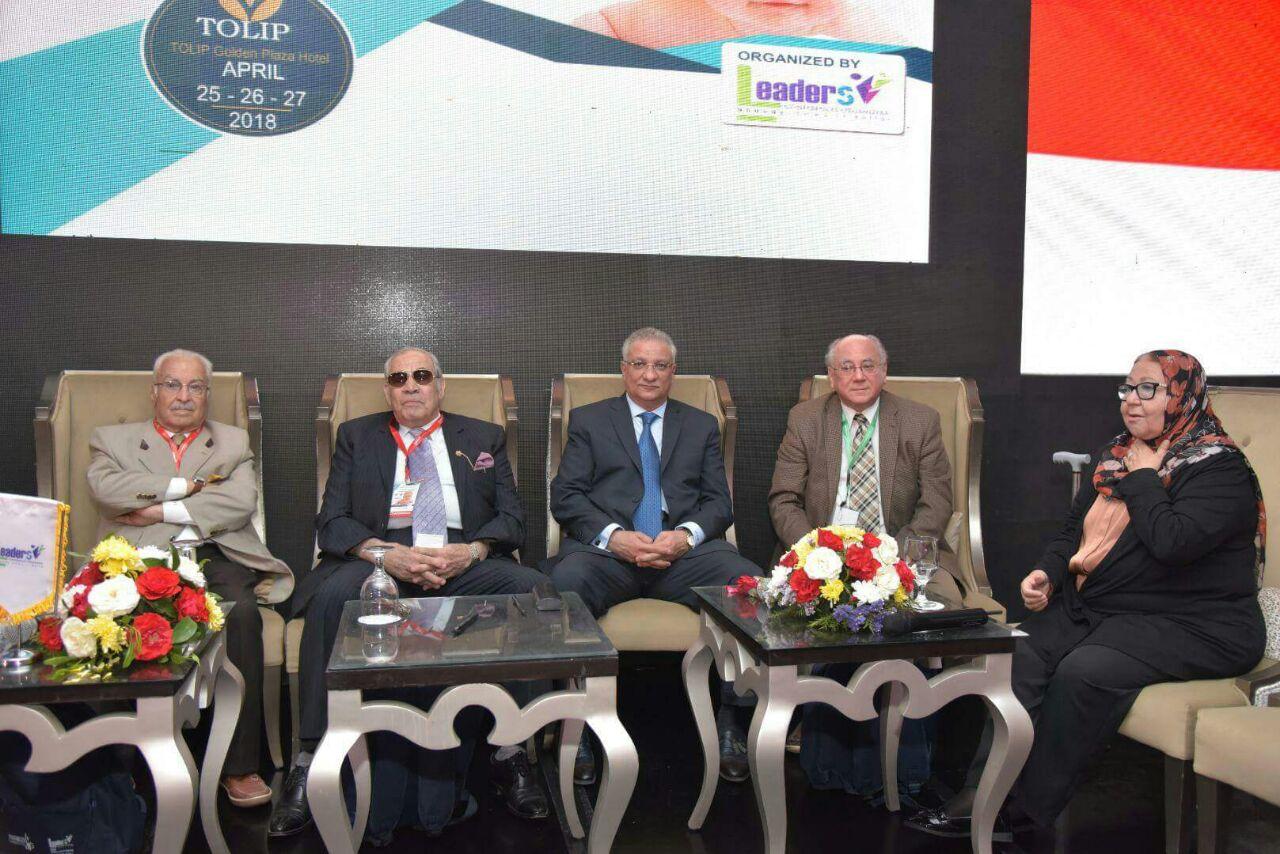 المؤتمر الدولى الثانى لأمراض الصدر (4)