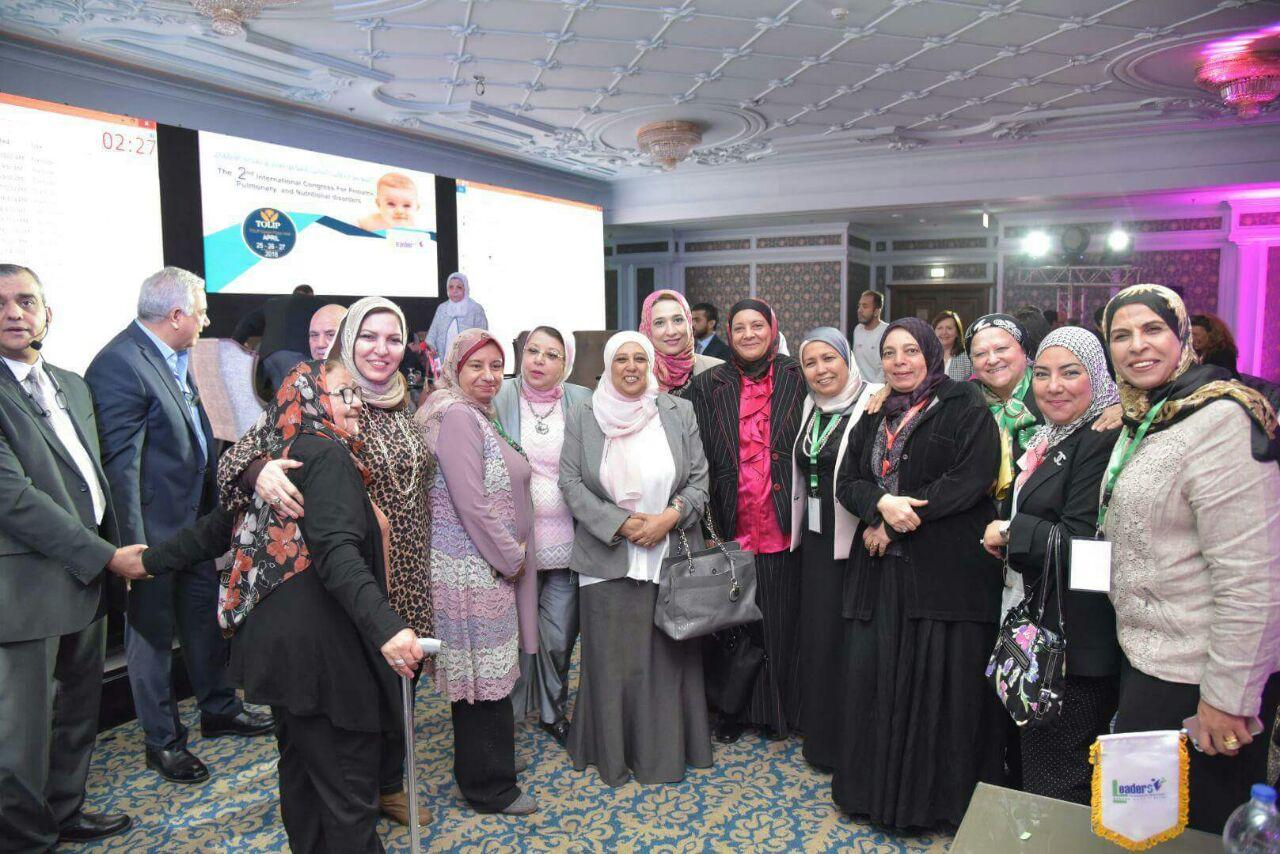 المؤتمر الدولى الثانى لأمراض الصدر (2)