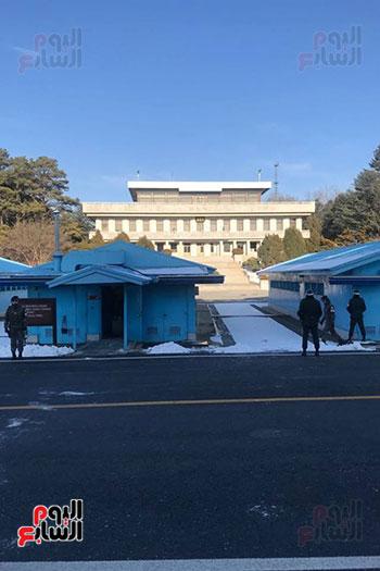 الحدود الكورية (1)