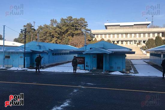الحدود الكورية (3)
