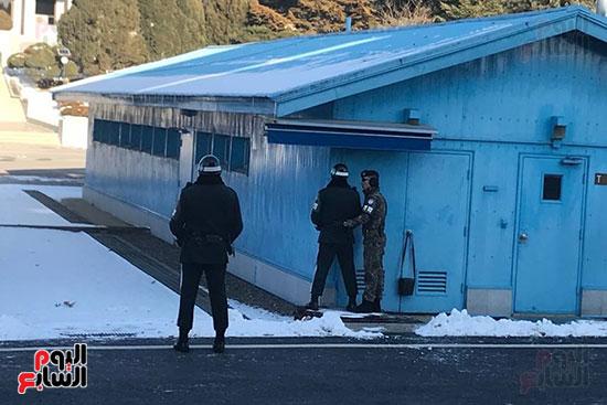 الحدود الكورية (5)