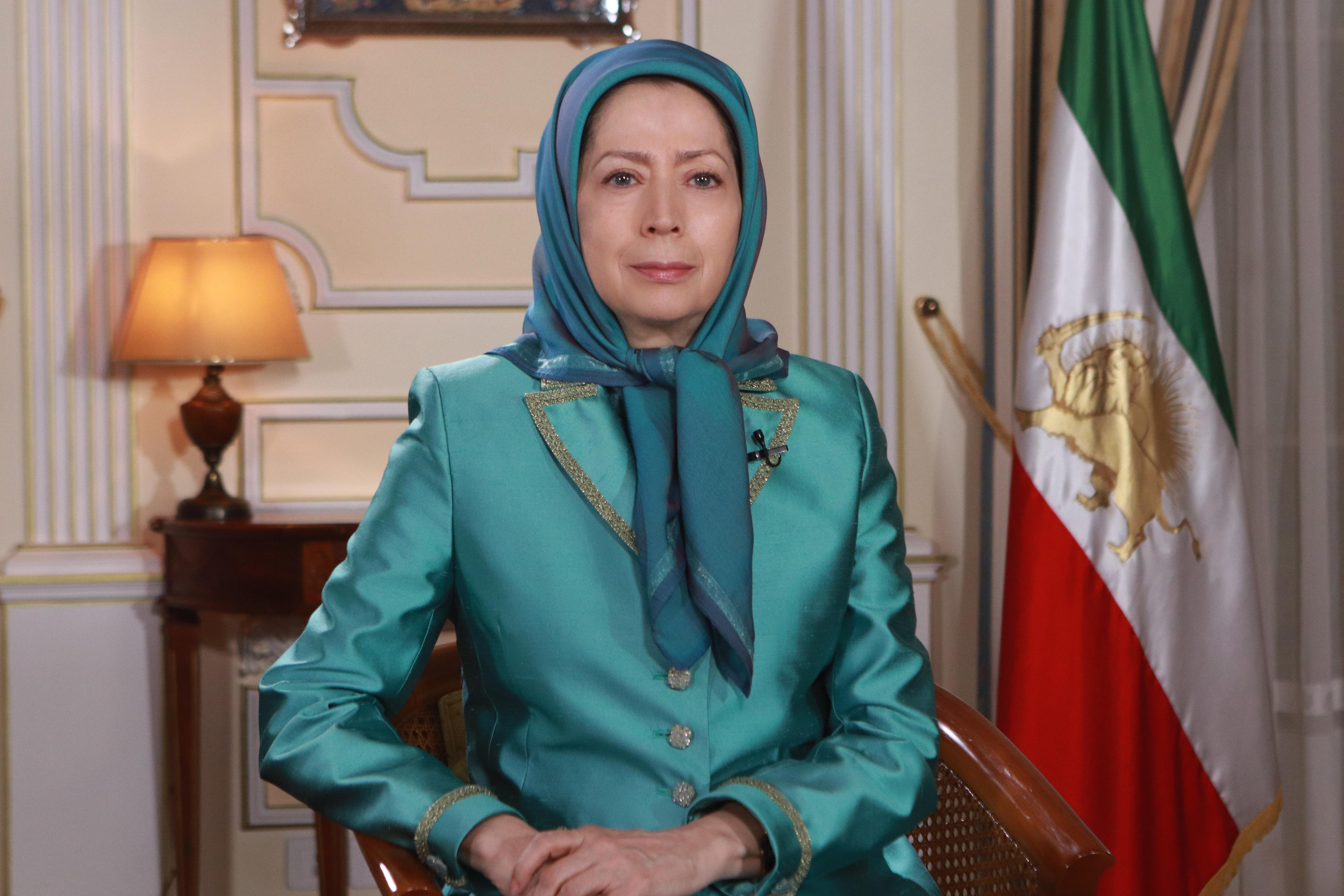 مريم رجوي (1)