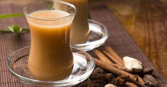 فوائد الشاى باللبن2