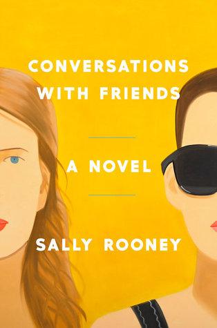 رواية محادثات مع الأصدقاء للكاتبة سالى رونى