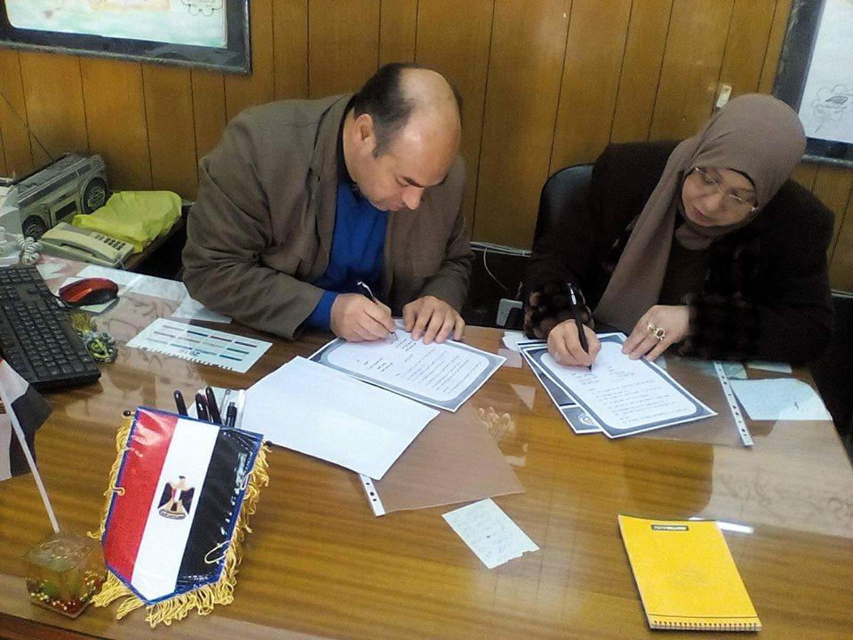 توقيع بروتوكول تعاون مع اذاعة شمال سيناء