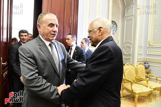 شريف اسماعيل وابو بكر الجندى و على عبد العال (2)