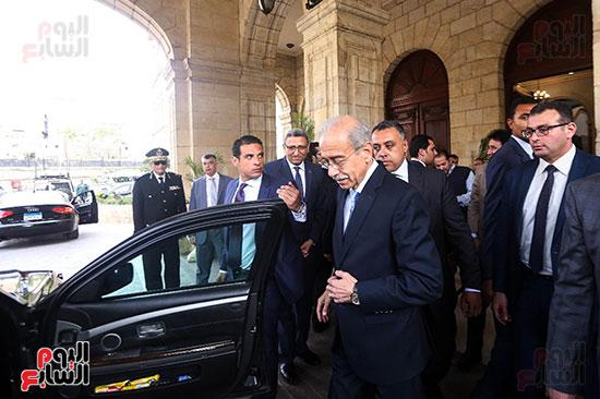 شريف اسماعيل وابو بكر الجندى و على عبد العال (29)