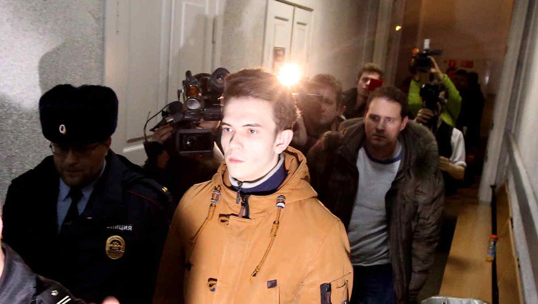 فليب بوديكين خلال المحاكمة