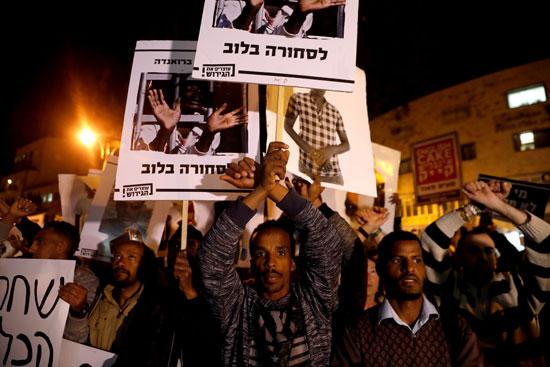 مظاهرات فى القدس ضد الكيان الصهيوني